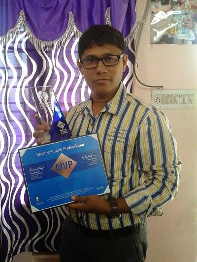 SharePoint MVP India Bijaya