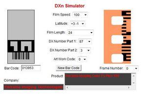 A film adatlapja a DXn Simulator oldalán