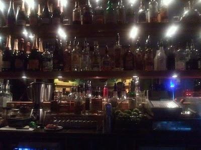 Amber Lounge .