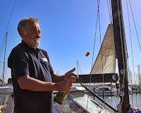 Carsten Breuning ved KIRC (Kattegat Inshore Race for Cruisers)