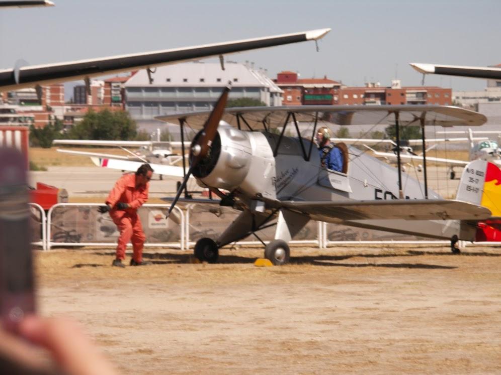 """Exhibición aerea de la Fundación """"Infante de Orleans"""". PICT0421"""