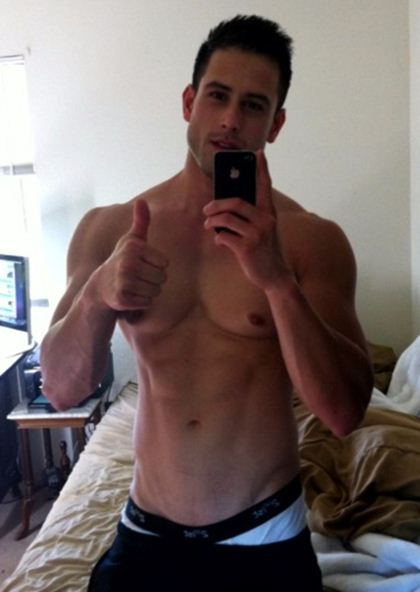 Muscle Jocks Take Themself Pics Sexy Mirror