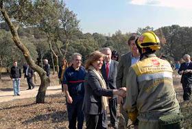 Siete explotaciones ganaderas se suman al proyecto de Pastoreo contra Incendios Forestales