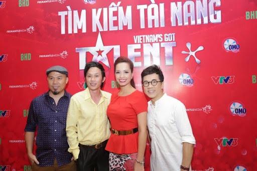 Vietnam's Got Talent 2014 Tập 1 ngày 28/09/2014