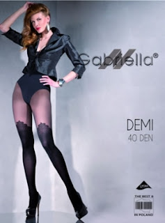 Fantasia Demi Tights