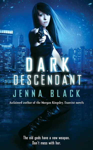 Descendants by Jenna Black