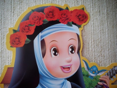 Resultado de imagen para imagenes de santa rosa de lima para niños