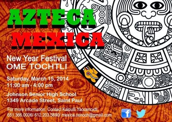 AZTECA MEXICA NEW YEAR FESTIVAL