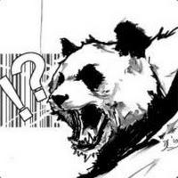 Niewidzialny Panda
