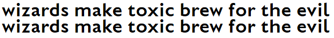 free truetype fonts autohinter
