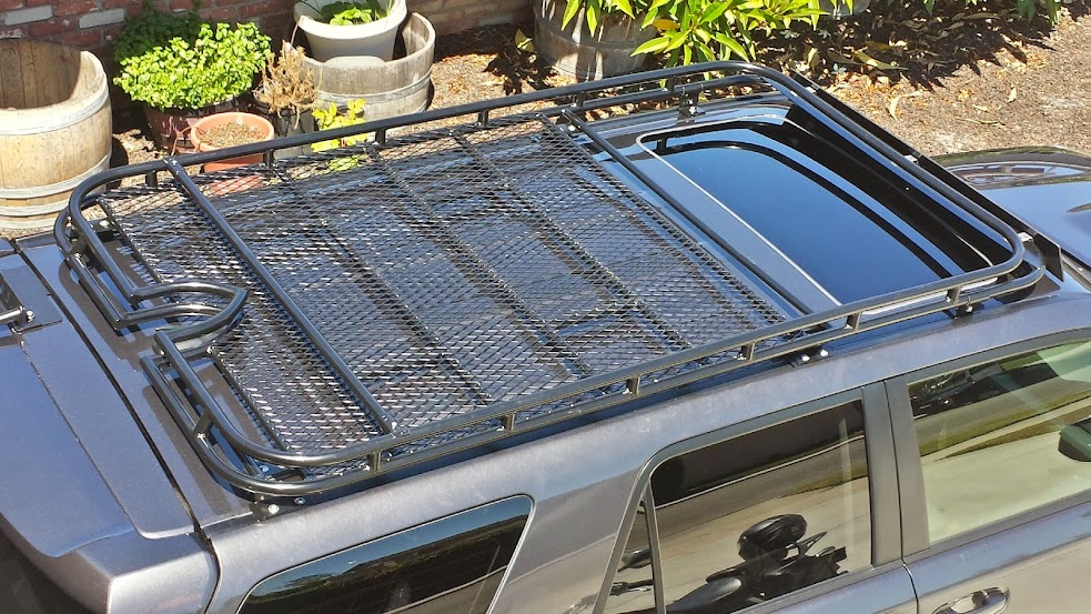 Fs 5th Gen Full Length Roof Racks By Drabbits Page 36 Toyota 4runner Forum Largest