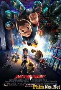 Phim Siêu Nhí Astro - Astro Boy