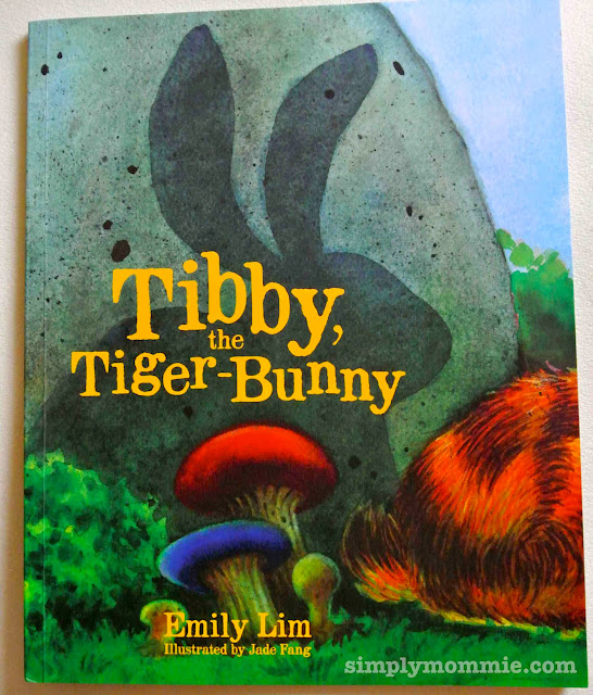 Tibby the Tiger Bunny Review & giveaway
