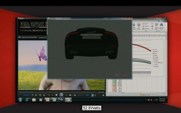 AMD A8 3510MX - Fusion APU