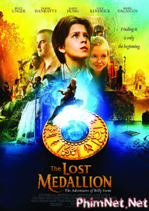 Chiếc Mề Đai Thần Kỳ - The Lost Medallion: The Adventures Of Billy Stone 2013 - 2013