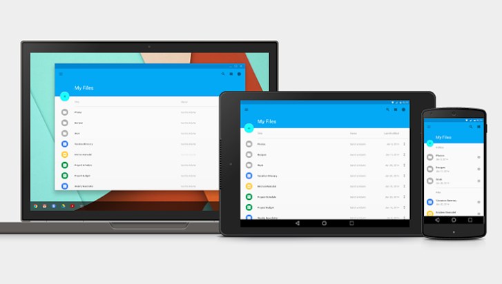 Android L, responsiveness