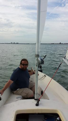 TGHM sailing