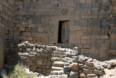 Shaqqa, archaeological town full of ruins of historic importance