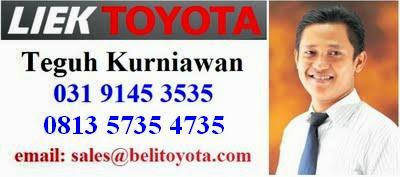 Teguh Kurniawan - Wiraniaga Terbaik Liek Motor Toyota