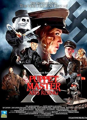 Filme Poster Puppet Master X: Axis Rising DVDRip XviD & RMVB Legendado