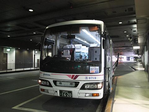 西日本鉄道「島原号」 9719 西鉄天神BC改札中