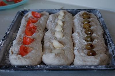 Ko-Bo: Stecca (No knead Italian bread)