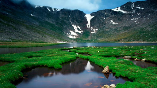 Summit Lake Below Mount Evans, Arapaho National Forest, Colorado.jpg