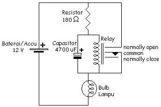 Elektronik Asyik: Membuat Flasher Yuk