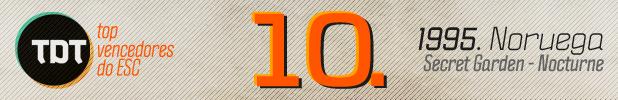 10 Tdt | Top 10 Vencedores Do Esc