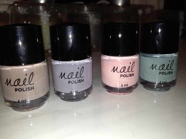 Primark Nail Polish