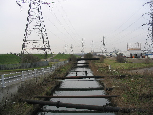 The <s>Ruhr</s> Lea valley.