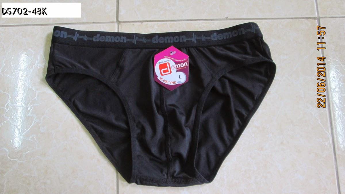 Quần sịp, quần chíp, quần lót nam Demon - DS702