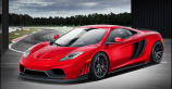 Hennessey Performance announces reworked McLaren MP4-12C