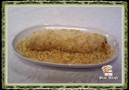Roulade de frango com castanha do Pará 1
