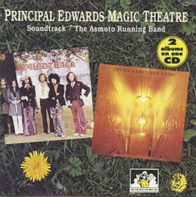 Principal Edwards Magic Theatre ~ 1969 ~ Soundtrack + 1971 ~ The Asmoto Running Band
