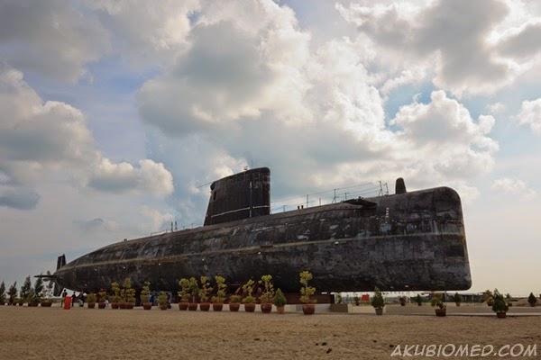 kapal selam Agosta 70