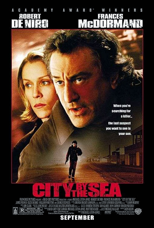 Poster Of City by the Sea (2002) Full Movie Hindi Dubbed Free Download Watch Online At Alldownloads4u.Com