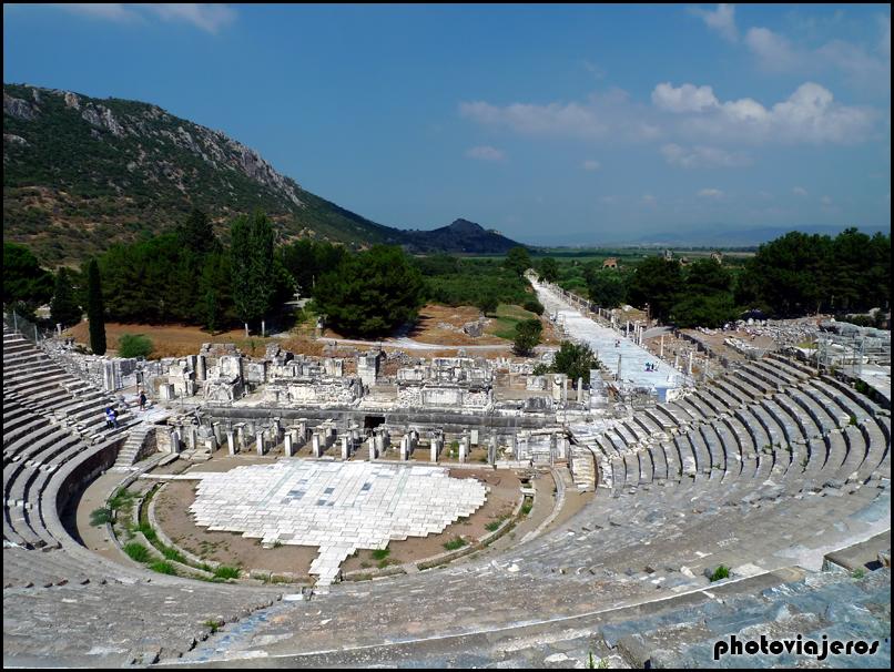Teatro de Efeso