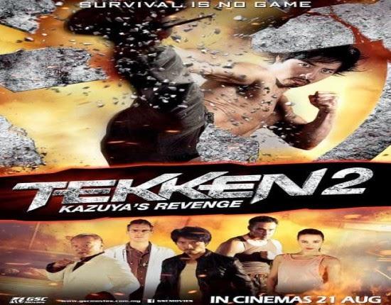 مشاهدة فيلم Tekken: kazuya's revenge  مترجم اون لاين