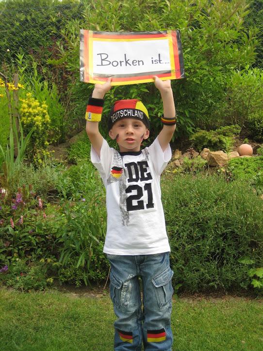"Borken ist...""DE 21"", © Rolf Brauer"