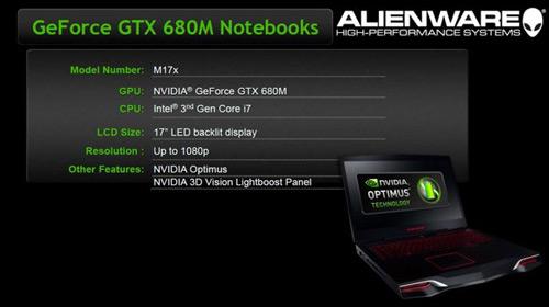 """GeForce GTX 680M: VGA """"khủng"""" cho laptop lộ diện 8"""