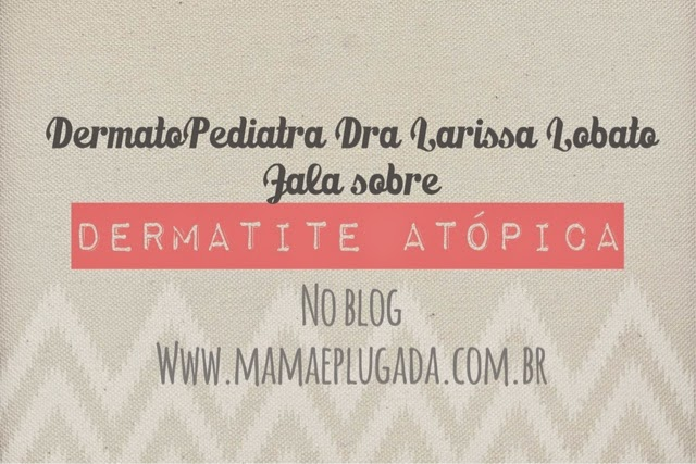 Dermatite atópica em crianças