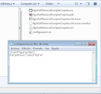 Generar ejecutable de servicio en Visual Basic .Net