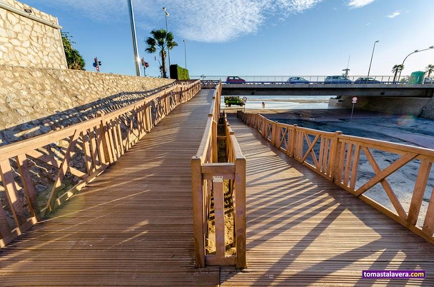 Nikon D5100, 10-20 mm, Paisajes, Pasarela, La Albufera, Playa de la Albufereta, Alicante, Barranco del Juncaret