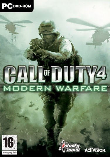 Call of Duty 4 Modern Warfare Tek Link