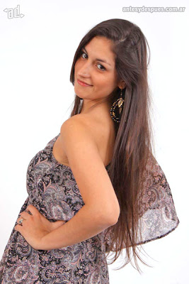 Participantes de Gran Hermano 2012 - Fernanda Pacheco