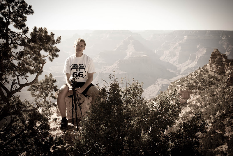 Great American Road Trip, cz.10 -- Grand Canyon..