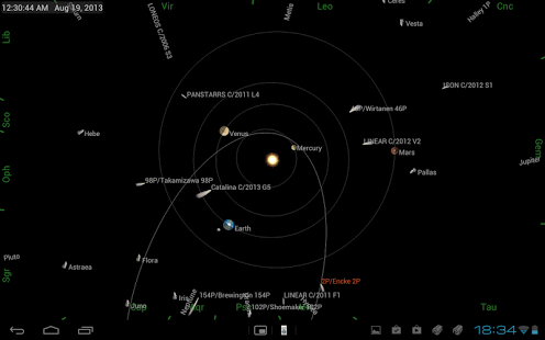 Mobile Observatory - Astronomy v2.31 for Android