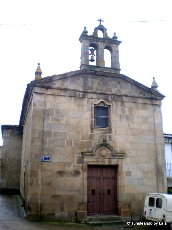 Ermita de Ntra. Sra. del Rosario, San Felices de los Gallegos
