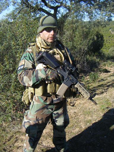 HDS en la Combat training DARK COMPROMISES DSCF7671